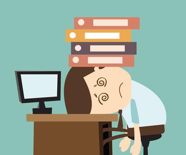 Les vraies techniques pour l cher prise for Stress travail